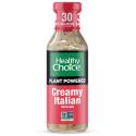Deals List: Healthy Choice Power Dressing Plant-Based Keto Friendly Salad Dressing, 12 Fl Oz