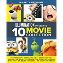 Deals List: Illumination Presents: 10-Movie Collection [Blu-ray]