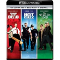 Deals List: Shaun of the Dead / Hot Fuzz / The Worlds End Trilogy 4K UHD + Blu-ray