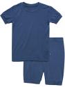 Deals List: VAENAIT BABY Viscose 12M~12Y Toddler Kids Girls Boys Short Soft Shirring Cool Pjs Sleepwear Pajamas 2pcs Set