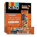 Deals List: KIND Bar Gluten Free, Caramel Almond Pumpkin Spice, 1.4 Ounce (Pack of 12)