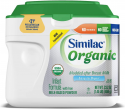 Deals List: Similac Organic with A2 Milk Infant Formula, Gentle and Easy to Digest, with Key Nutrients for Baby's First Year, No Palm Olein Oil, Non- GMO Baby Formula Powder, 23.2 Oz Each, (Pack of 6)