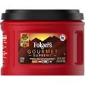 Deals List: Folgers Gourmet Supreme Medium Dark Roast Ground Coffee, 20.6 Ounces (Pack of 3)