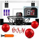 Deals List: TREYWELL Indoor Basketball Hoop Kit for Kids