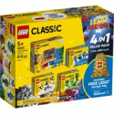Deals List: LEGO Masters Co-pack 66666 Creative Building Toy Set 613 Pc