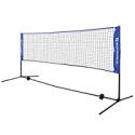 Deals List: SONGMICS Badminton Net Set Volleyball Tennis 16.5-FT