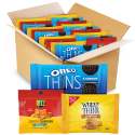 Deals List: OREO Cookies Variety Pack, OREO Original, OREO Golden, OREO Double Stuf & OREO Thins, 56 Snack Packs