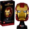 Deals List: LEGO Marvel Avengers Iron Man Helmet 76165 (480 Pieces)
