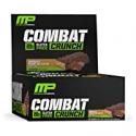 Deals List: 12CT MusclePharm Combat Crunch Protein Bar Chocolate Peanut Butter