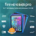 """Deals List: Introducing Fire HD 10 Kids Pro tablet, 10.1"""", 1080p Full HD, 32 GB, Black"""
