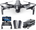 Deals List: Ruko F11 Pro Drones with Camera for Adults 4K UHD Camera Live Video 30 Mins Flight Time with GPS Return Home Brushless Motor-Black(1 Extra Battery + Carrying Case)