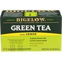 Deals List: Bigelow, Green Tea With Lemon (Caffeinated), 20 Count