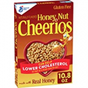 Deals List: Honey Nut Cheerios Breakfast Cereal w/Oats Gluten Free 10.8oz