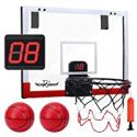 Deals List: EagleStone Indoor Mini Basketball Hoop Sets with 2 Balls
