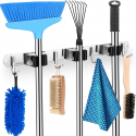 Deals List: HYRIXDIRECT Mop and Broom Holder Wall Mount