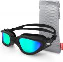 Deals List: ZIONOR Swim Goggles, G1 Polarized Swimming Goggles Anti-Fog for Adult Men Women