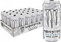 Deals List: Monster Energy Zero Ultra, Sugar Free Energy Drink, 16 Ounce (Pack of 24)