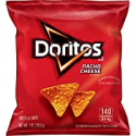 Deals List: Doritos Nacho Cheese Flavored Tortilla Chips, 1 oz (Pack of 40)