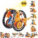 Deals List: Kidpal 12-in-1 Solar Powered Robot Toys