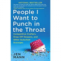 Deals List: People I Want to Punch in the Throat: Crafters Kindle