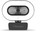 Deals List: Aluratek 1080P Live Webcam w/Adjustable Ring Light, AWCL05F
