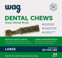 Deals List: WAG Dental Dog Treats to Help Clean Teeth & Freshen Breath