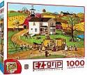 Deals List: MasterPieces EZGrip 1000 Puzzles Collection - The Travelling Man 1000 Piece Jigsaw Puzzle