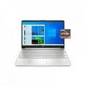 """Deals List: HP 15.6"""" FHD Laptop (Ryzen 5-5500 8GB 256GB Silver 15-ef2127wm)"""
