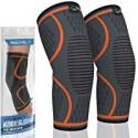 Deals List: 2-Pack Modvel Knee Compression Sleeve