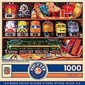 Deals List: MasterPieces Lionel 1000 Puzzles Collection - Well Stocked Shelves 1000 Piece Jigsaw Puzzle