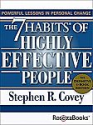 Deals List: The 7 Habits of Highly Effective People [Kindle edition or Google Play]