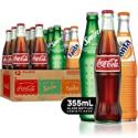 Deals List: Mexican Coke Fiesta Pack, 12 fl oz Glass Bottles, 12 Pack