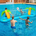 Deals List: iBaseToy Inflatable Pool Volleyball Game Set