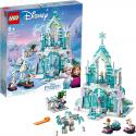 Deals List: 701-Pcs LEGO Disney Princess Elsas Magical Ice Palace 43172