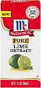 Deals List: McCormick Pure Lime Extract, 1 fl oz