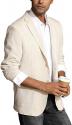 Deals List: Pronto Uomo Platinum Modern Fit Linen Suit Separates Coat