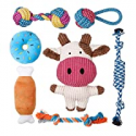 Deals List: 7-Pack Toozey Puppy Toys for Small Dogs