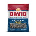 Deals List: DAVID SEEDS Roasted and Salted Original Jumbo Sunflower Seeds, Keto Friendly, 5.25 Oz, 12 Pack