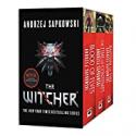 Deals List: The Witcher Boxed Set Paperback