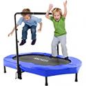 Deals List: ANCHEER Mini Rebounder Trampoline w/Adjustable Handle