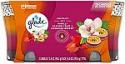 Deals List: Glade Candle Jar, Air Freshener, 2in1, Hawaiian Breeze & Vanilla Passion Fruit, 3.4 Oz, 2 Count