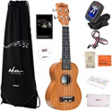 Deals List: BCP Beginner Acoustic Electric Cutaway Guitar Set w/Case 38in
