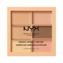 Deals List: NYX PROFESSIONAL MAKEUP Conceal Correct Contour Palette – Light
