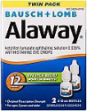 Deals List: Allergy Eye Itch Relief Eye Drops by Alaway, Antihistamine, 10 mL (Pack of 2)