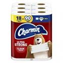 Deals List: 2Pk Charmin Ultra Strong Clean Touch Toilet Paper 18 Mega Rolls