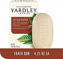 Deals List: Yardley London Pure Cocoa Butter & Vitamin E Bar Soap, 4.25 Ounces /120 G (Pack of 1)