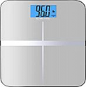 Deals List: BalanceFrom Digital Body Weight Bathroom Scale with Step-On Technology and Backlight Display, 400 Pounds, With MemoryTrack