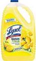 Deals List: Lysol Clean & Fresh Multi-Surface Cleaner, Lemon & Sunflower, 144 Fl Oz