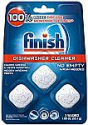 Deals List: Finish In-Wash Dishwasher Cleaner: Clean Hidden Grease and Grime, 3 ct