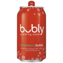 Deals List: Bubly Sparkling Water, Strawberry, 12 fl oz Cans (18 Pack)